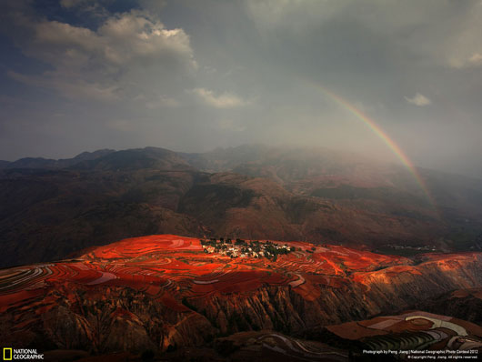Fotografía National Geographic: Red Land