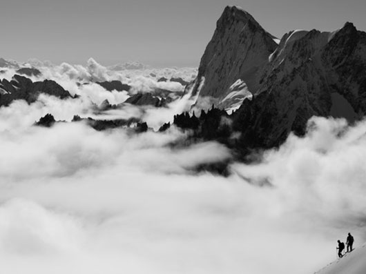 Fotografía National Geographic: Descent into the Clouds