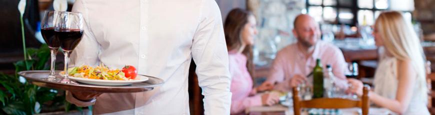 Combina tu certificado de manipulador de alimentos con el inglés para el comercio y la hostelería