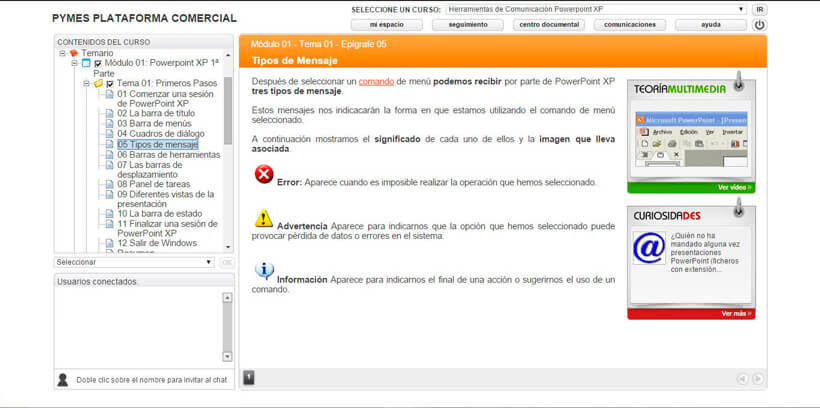POWERPOINT - Pymes Plataforma Comercial