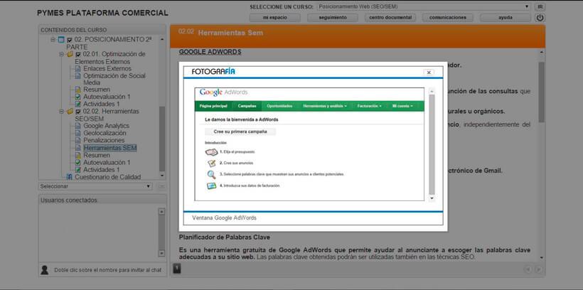 POSICIONAMIENTO WEB (SEO-SEM) - Centro de Formación Nacional