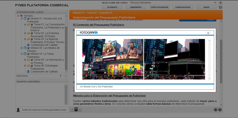 TÉCNICAS PUBLICITARIAS - Pymes Plataforma Comercial