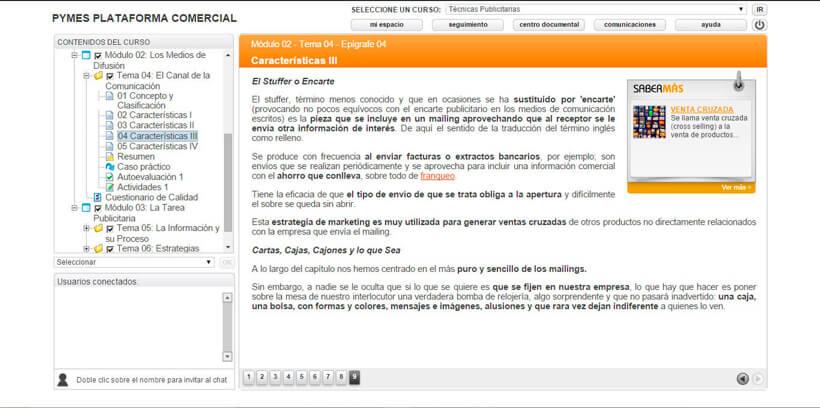 TÉCNICAS PUBLICITARIAS - Centro de Formación Nacional