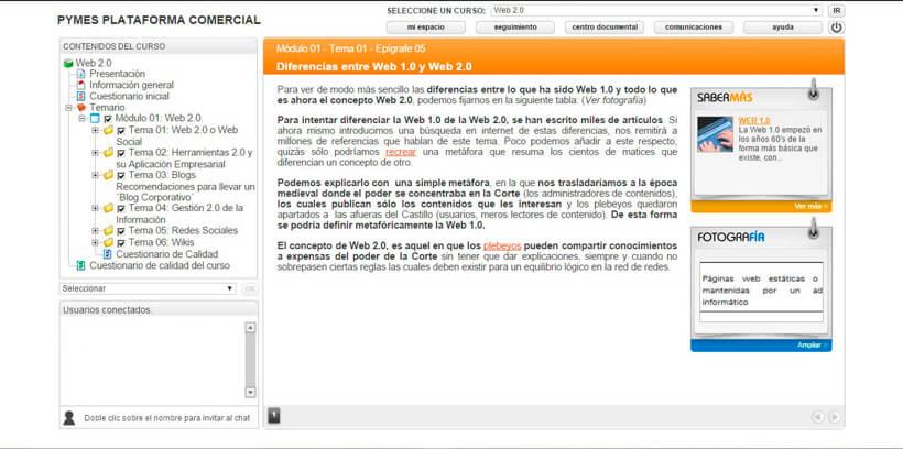 WEB 2.0 - Centro de Formación Nacional