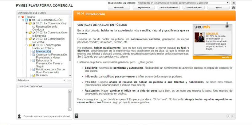 HABILIDADES DE COMUNICACIÓN SOCIAL - Pymes Plataforma Comercial