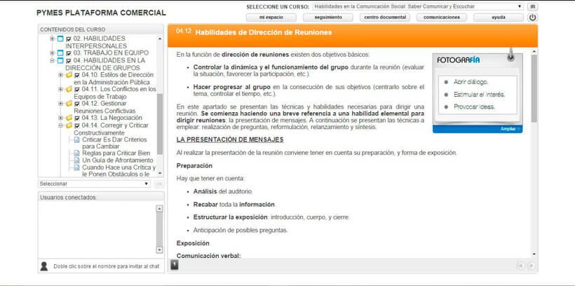 HABILIDADES DE COMUNICACIÓN SOCIAL - Centro de Formación Nacional