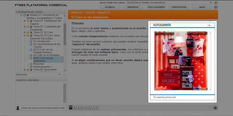 DECORACIÓN DE TIENDAS Y ESCAPARATISMO - Pymes Plataforma Comercial