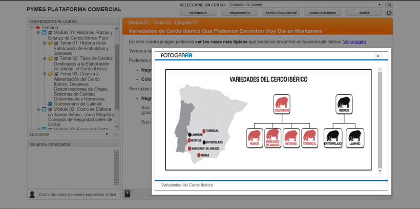 CORTADOR DE JAMÓN - Pymes Plataforma Comercial