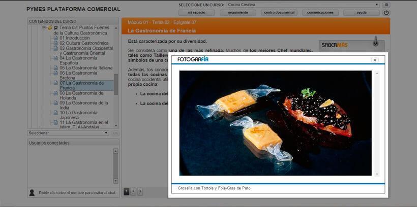 COCINA CREATIVA - Pymes Plataforma Comercial