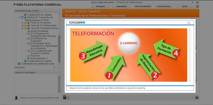 FORMACIÓN DE TELEFORMADORES - Centro de Formación Nacional