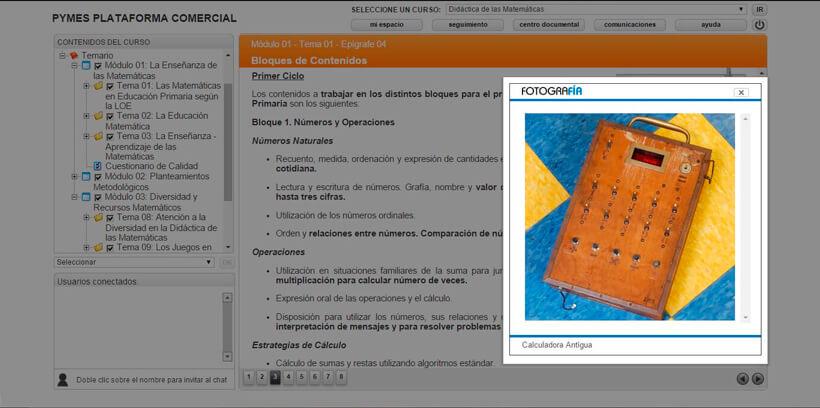 DIDÁCTICA DE LAS MATEMÁTICAS - Pymes Plataforma Comercial
