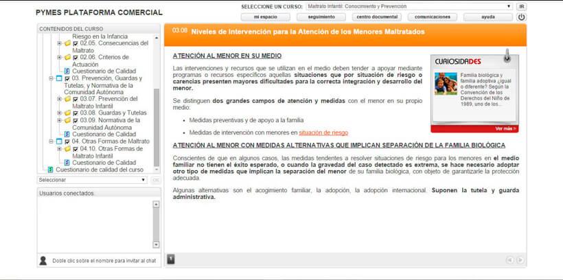 PREVENCIÓN DEL MALTRATO INFANTIL - Centro de Formación Nacional