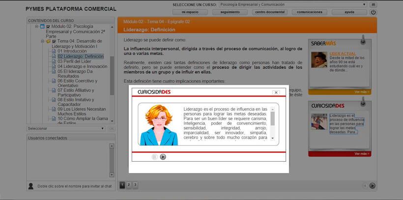 PSICOLOGÍA EMPRESARIAL Y COMUNICACIÓN - Centro de Formación Nacional