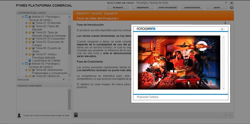 PSICOLOGÍA Y TÉCNICAS DE VENTA - Pymes Plataforma Comercial