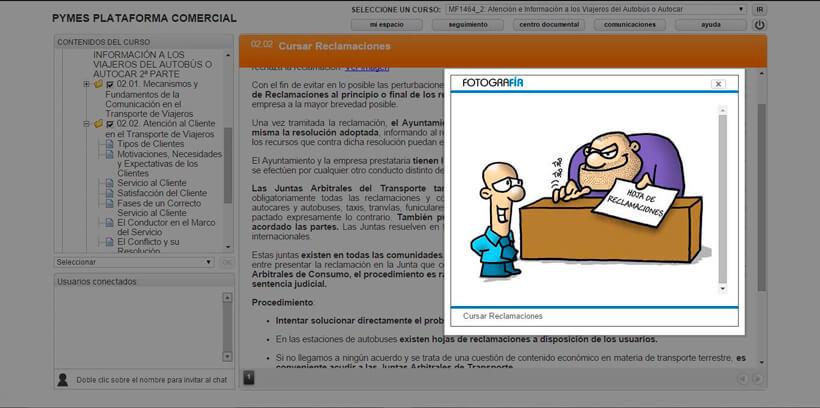 ATENCIÓN A VIAJEROS DE AUTOBÚS - Centro de Formación Nacional