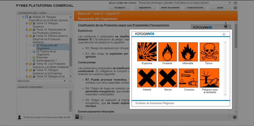 PREVENCIÓN RIESGOS LABORALES - QUÍMICO - Centro de Formación Nacional
