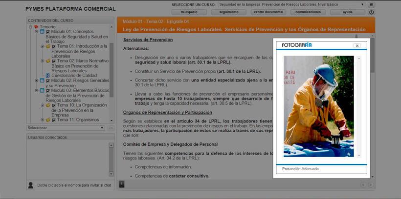 PREVENCIÓN RIESGOS LABORALES - BÁSICO - Pymes Plataforma Comercial