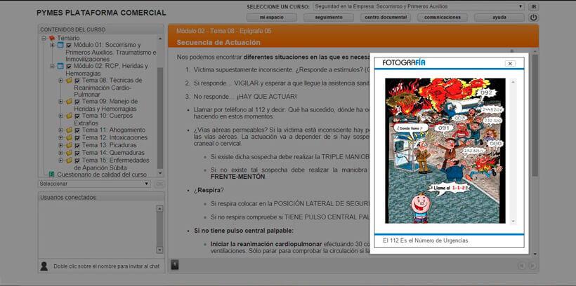 SOCORRISMO Y PRIMEROS AUXILIOS - Centro de Formación Nacional