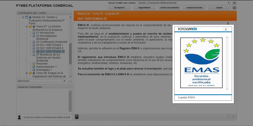 GESTIÓN Y EVALUACIÓN MEDIOAMBIENTAL - Centro de Formación Nacional