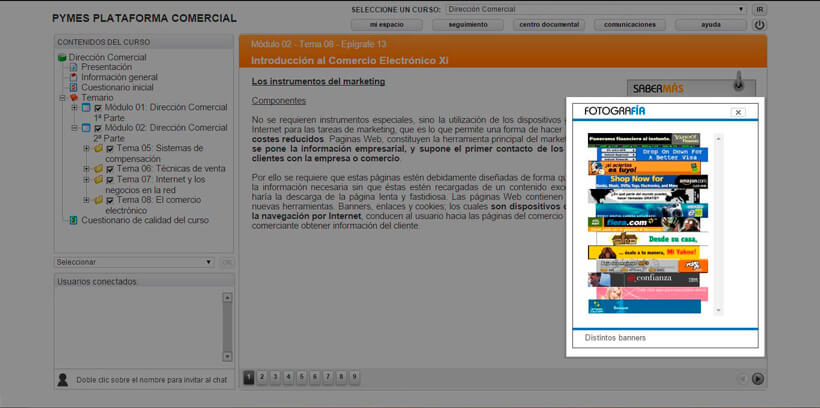 DIRECCIÓN COMERCIAL - Centro de Formación Nacional