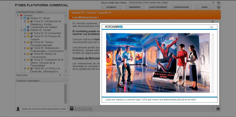 VENTA DIRECTA: VENDER MÁS Y MEJOR - Pymes Plataforma Comercial