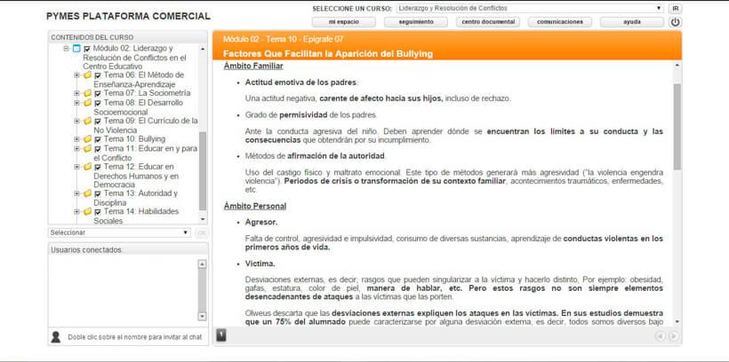 LIDERAZGO Y RESOLUCIÓN DE CONFLICTOS - Centro de Formación Nacional