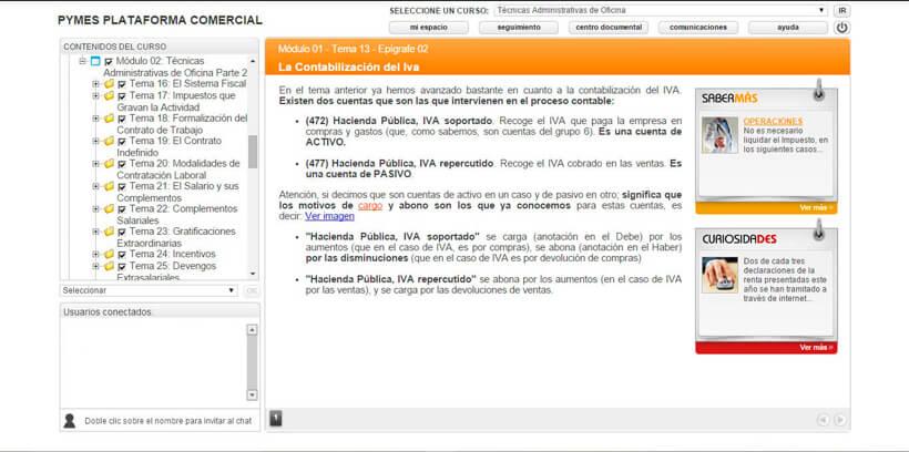 TÉCNICAS ADMINISTRATIVAS DE OFICINA - Centro de Formación Nacional
