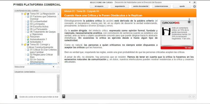 DIRECCIÓN DE EQUIPOS - Centro de Formación Nacional