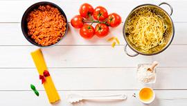 Curso de Cocina Italiana