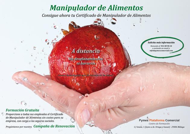 Manipulador de alimentos curso para trabajadores - Certificado manipulador de alimentos gratis ...